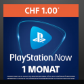 PS Now: 1 Monat für CHF 1.00