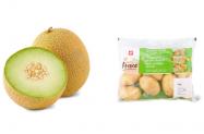 Vitaminfranken bei Migros: Galia Melone oder 1kg festkochende Kartoffeln für 1 Franken