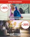 Bis 30% Rabatt auf Eastpak, Dakine und Gepäck bei Manor (bis 06.09.)
