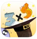 Einmaleins App Mathemagics Multiplication gratis für iOS