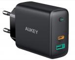 AUKEY USB C Ladegerät 60W mit Power Delivery (PD) diesmal nur mit 35% Rabatt-Coupon