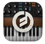 Minimoog Model D Synthesizer gratis für iOS