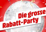 MediaMarkt: Die grosse Rabatt-Party