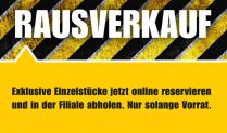 melectronics: Rausverkauf Schnäppchen (Online bestellen, in Filiale abholen)