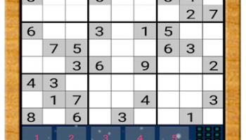 Sudoku-Meister (keine Werbung) für Android gratis (4.7*, >100.000 Downloads)