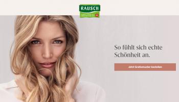 Haarshampoo-Muster bei rausch.ch