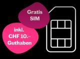 Prepaid-SIM und CHF 10.- geschenkt bei Lebara (nur bis 12 Uhr!)