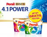 Persil Discs gratis testen