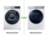 Samsung Trockner oder Waschmaschine bei Daydeal