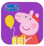Kinderspiel Peppa feiert eine Party gratis für Android und iOS