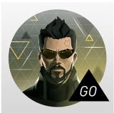 Deus Ex GO gratis für iOS und Android
