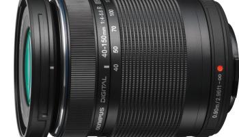 Olympus ED 40-150mm Objektiv bei Galaxus