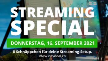 DayDeal Streaming-Special mir 8 Deals