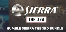 Humble Sierra the 3rd Bundle bei Humblebundle
