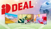 Interdiscount: 15% Rabatt auf SAMSUNG TVs ab 55″ (exkl. Lifestyle und NeoQLED TVs) – 3 neue Bestpreise