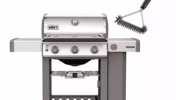Weber Genesis II S-310 Grill – Aktion
