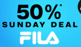 50% auf Fila Artikel bei Dosenbach (nur heute!)