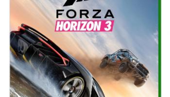 Forza Horizon 3 als Xbox One Disc im Foletti Superstore