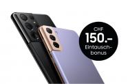 [H4CK 🤖] Samsung Galaxy S21-Reihe zu neuen Bestpreisen bei Interdiscount