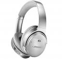 Bose QuietComfort 35 (Serie II) kabellose Kopfhörer, Noise Cancelling, mit Alexa-Sprachsteuerung, Silber