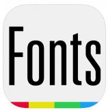 Fonts – for Instagram Pro gratis im Apple App Store