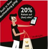 20% auf fast alles bei OrellFüssli (nur heute!)