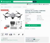 DJI Mavic Air 2 Flymore Combo + 64GB SD Karte + ND Filter Set bei Microspot