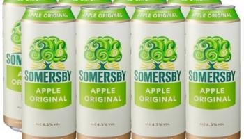 8*0.5l Sommersby Apple für CHF 14.50 im Denner (CHF 1.81 pro Dose)