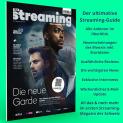 """Gratis-Ausgabe der Zeitschrift """"Streaming"""""""