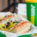 2 für 1 Subway Sandwich (30 cm)
