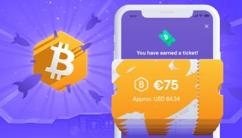 [Rubbellos] Erhalte bis zu 100 Euro in Bitcoins bei Swissborg