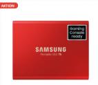 Samsung T5 1TB alle Farben bei microspot