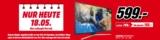 Samsung TV UE50MU6170 bei MediaMarkt