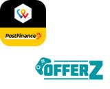 Offerz.ch Gutschein + TWINT Cashback PostFinance