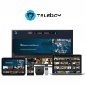 Teleboy Max TV-Abo 3 Monate kostenlos testen!