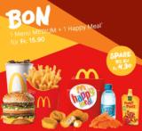Deals for Meals bei McDonalds