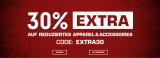 Snipes – Extra 30% auf bereits reduzierte Bekleidung und Accessoires