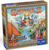 Brettspiel Sammeldeal: Rajas of Ganges, Uno Flip, Amigo…