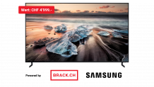 [GEWINNSPIEL] 65″ 8K Samsung TV