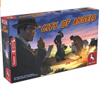 Detektivspiel – City of Angels – Brettspiel