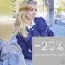 """20% auf Mode und Wohnen bei Ackermann, z.B. Home Affaire Regal """"Pivo"""" für CHF 183.20 statt CHF 229.-"""