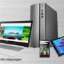 15% auf Notebooks, Convertibles, Desktop-PCs und Tablets von Lenovo bei Interdiscount, z.B. Lenovo 310-15IKB 80TV – Core i7 für CHF 679.90 statt CHF 799.90