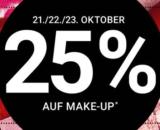 25% auf Make-Up bei Import Parfumerie, z.B. YSL Vinyl Couture Mascara für CHF 34.40 statt CHF 45.90