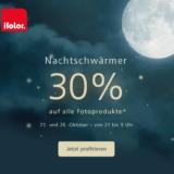 30% auf fast alle Fotoprodukte bei ifolor, z.B. Fotobuch Premium ab CHF 45.47 statt CHF 64.95