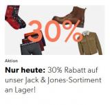 30% Rabatt aufs Galaxus Jack&Jones Lager-Sortiment
