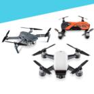 10% Rabatt auf Drohnen und Zubehör bei siroop, z.B. DJI Mavic Pro Fly More Combo für CHF 1295.10 statt CHF 1439.-