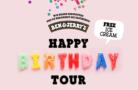 Ankündigung: Gratis Ben & Jerry's Glace am 23.7. in Bern und am 24.7. in Zürich