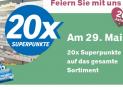 20x Superpunkte bei Coop Vitality + 15% Rabatt mit Gutscheincode