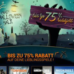 Bis zu 75% auf bekannte Spiele bei Ubisoft, z.B. Anno 2017 für 7,49€ statt 29,95€
