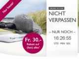30.- Rabatt bei Orell Füssli (MBW 100.-)